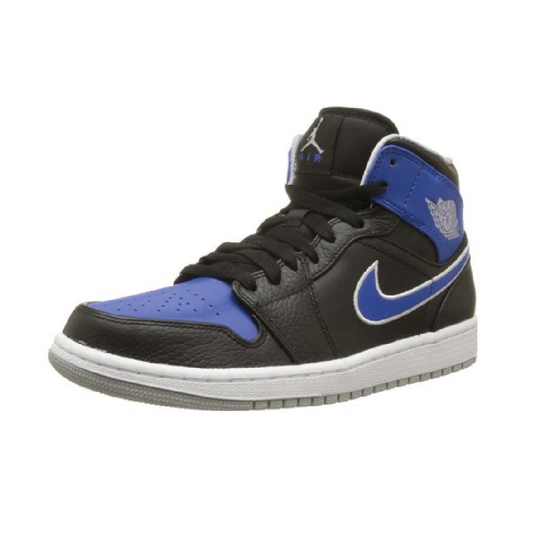 Nike Jordan Men's Jordan 1 Mid Basketball Shoe - Kids ...