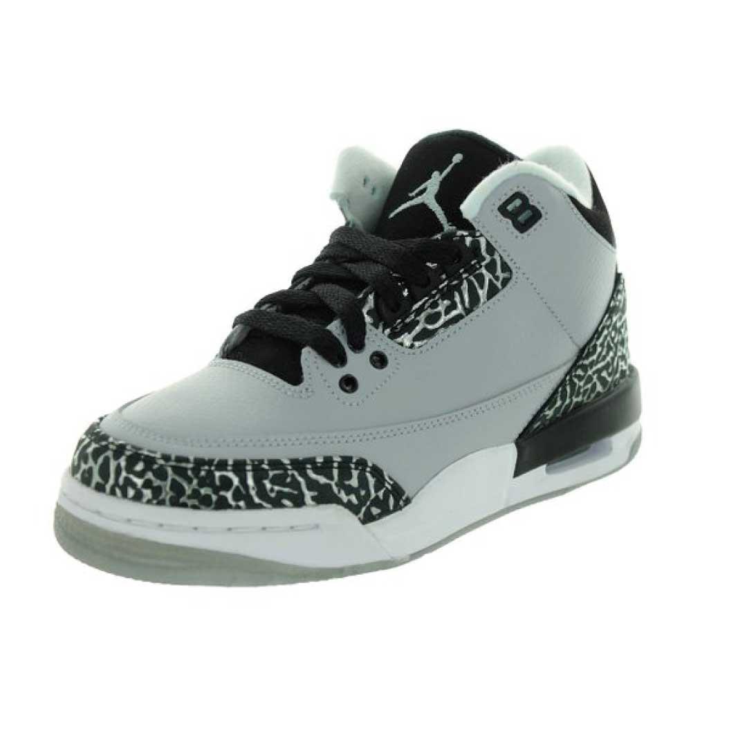 official photos ce74c d2849 Nike Mens Air Jordan Retro 3 OG Basketball Shoes