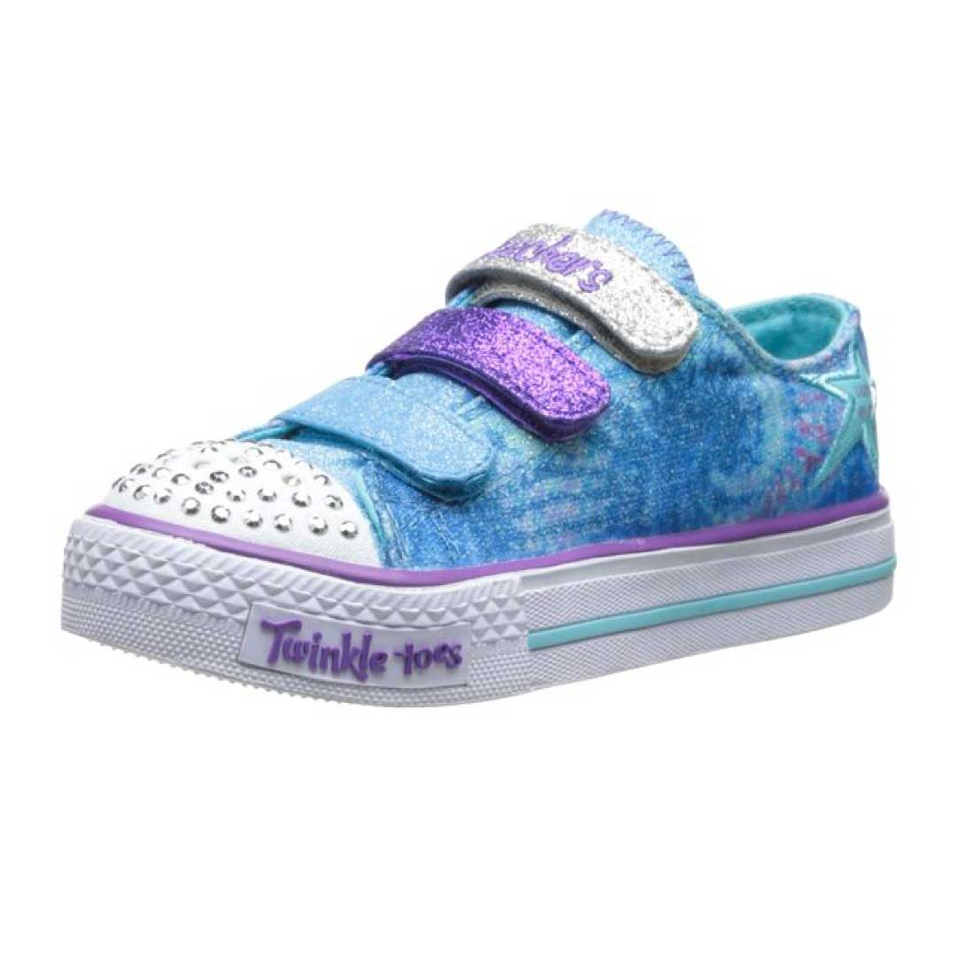 skechers twinkle toes boots light up