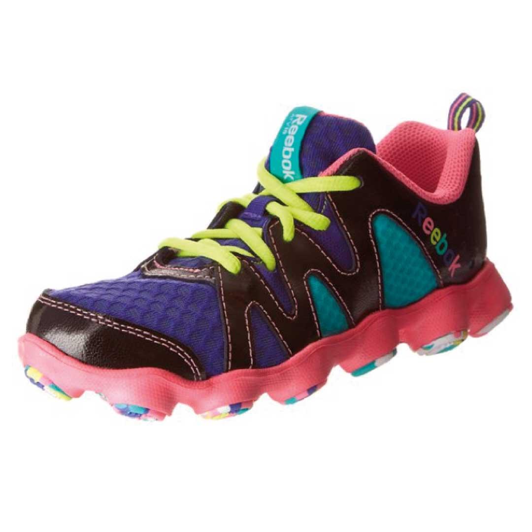 Reebok ATV19 Boom Running Shoe (Little Kid/Big Kid)Kids