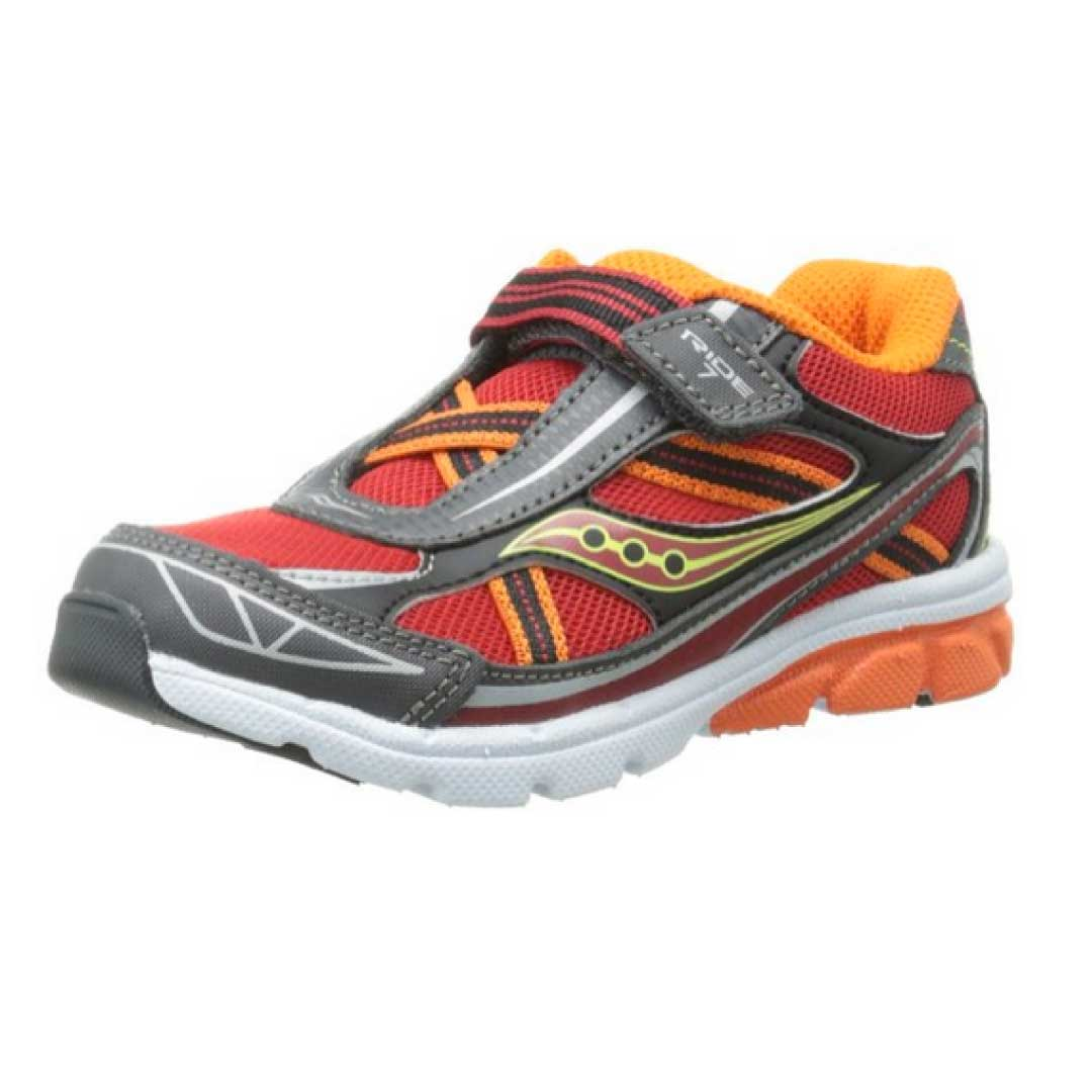 a3efc3d53b Saucony Boys' Baby Ride 7 Sneaker (Toddler) - Kids World Shoes
